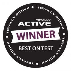 Totally Active Best on Test logo