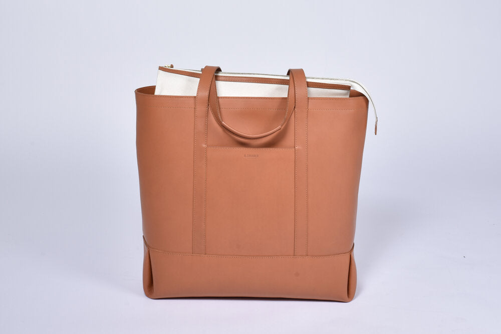Natural Madison Tote