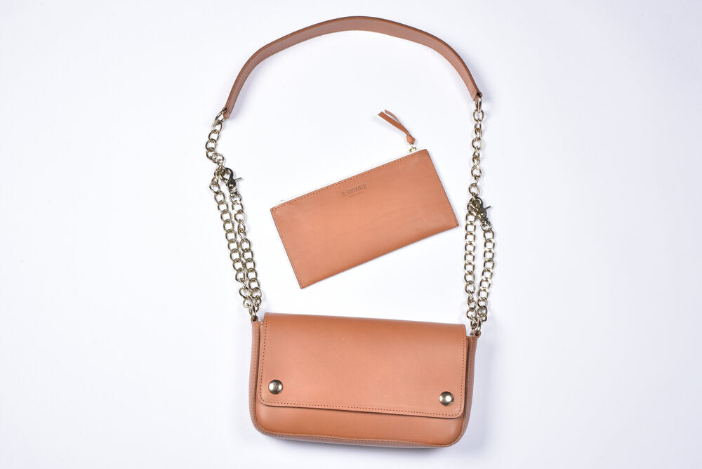 Natural Max Crossbody Bag