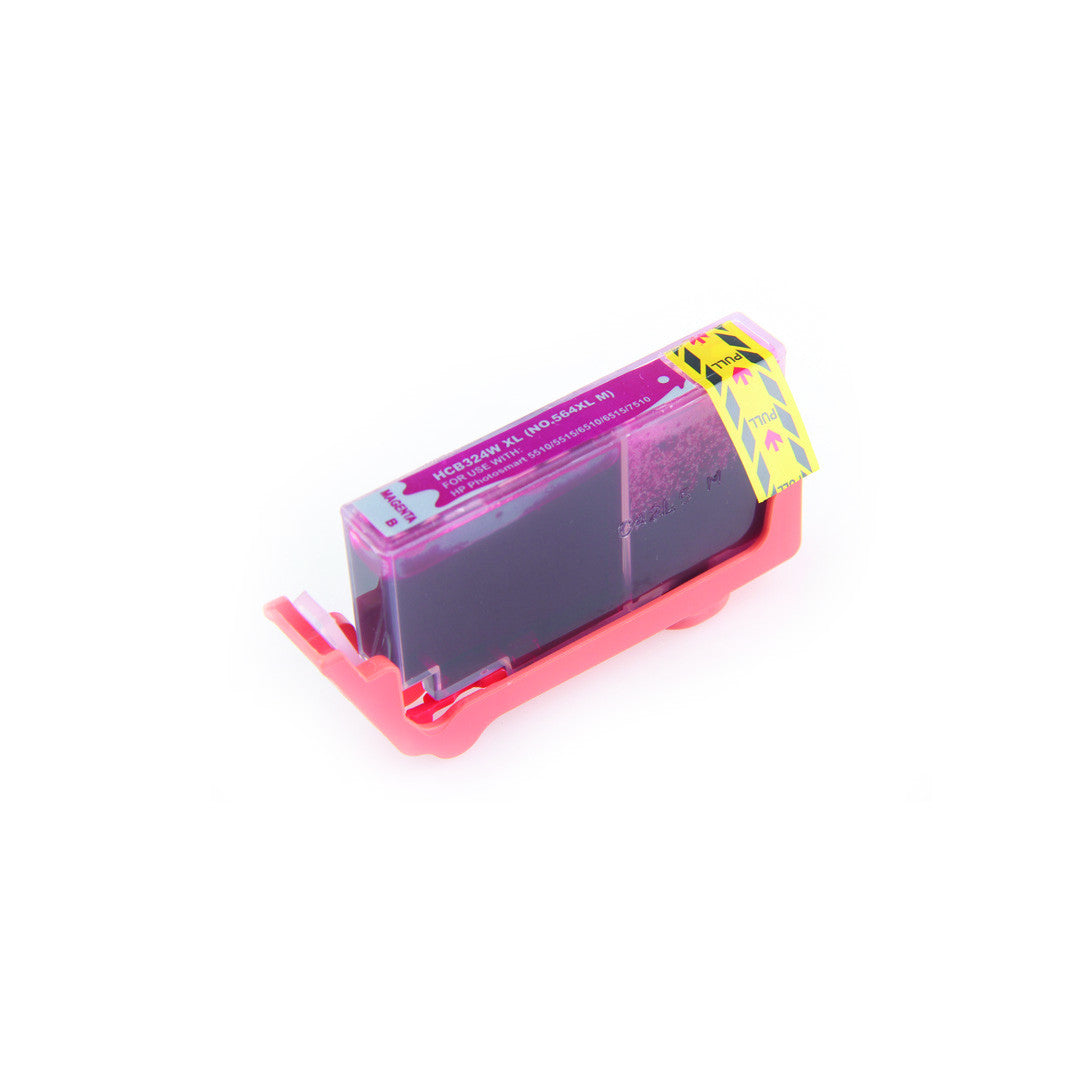 Compatible HP 564XL Magenta Inkjet Cartridge (CB324WC) By Superink
