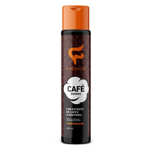 Condicionador Fashion Café Bomba - 400 ML