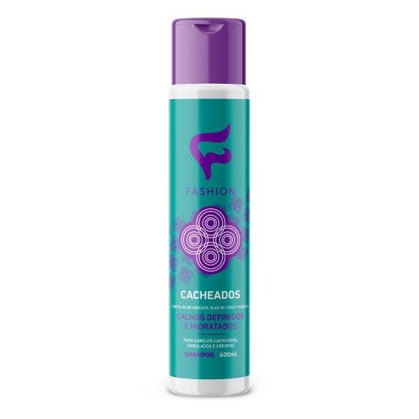 Shampoo Fashion Cacheados - 400ML