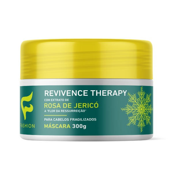Máscara Capilar Fashion Revivence Therapy - 300G