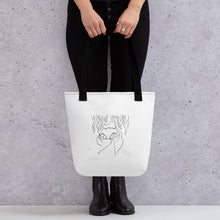 Load image into Gallery viewer, Dartwood House Tote bag