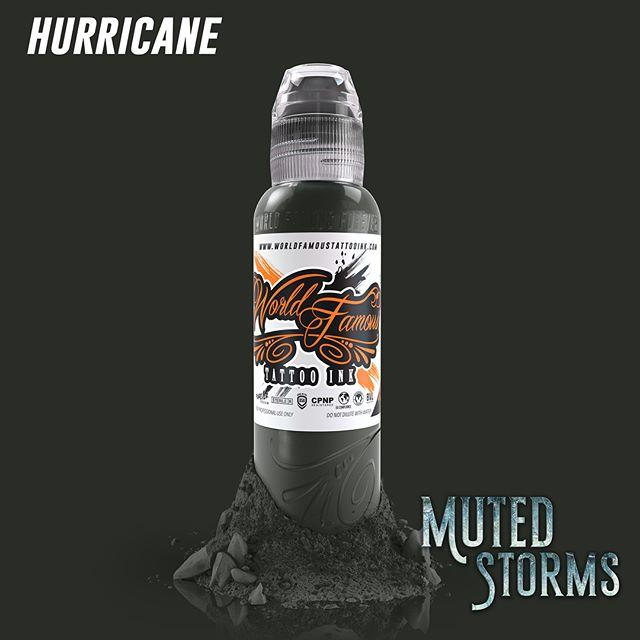 Poch Muted Storms - Hurricane