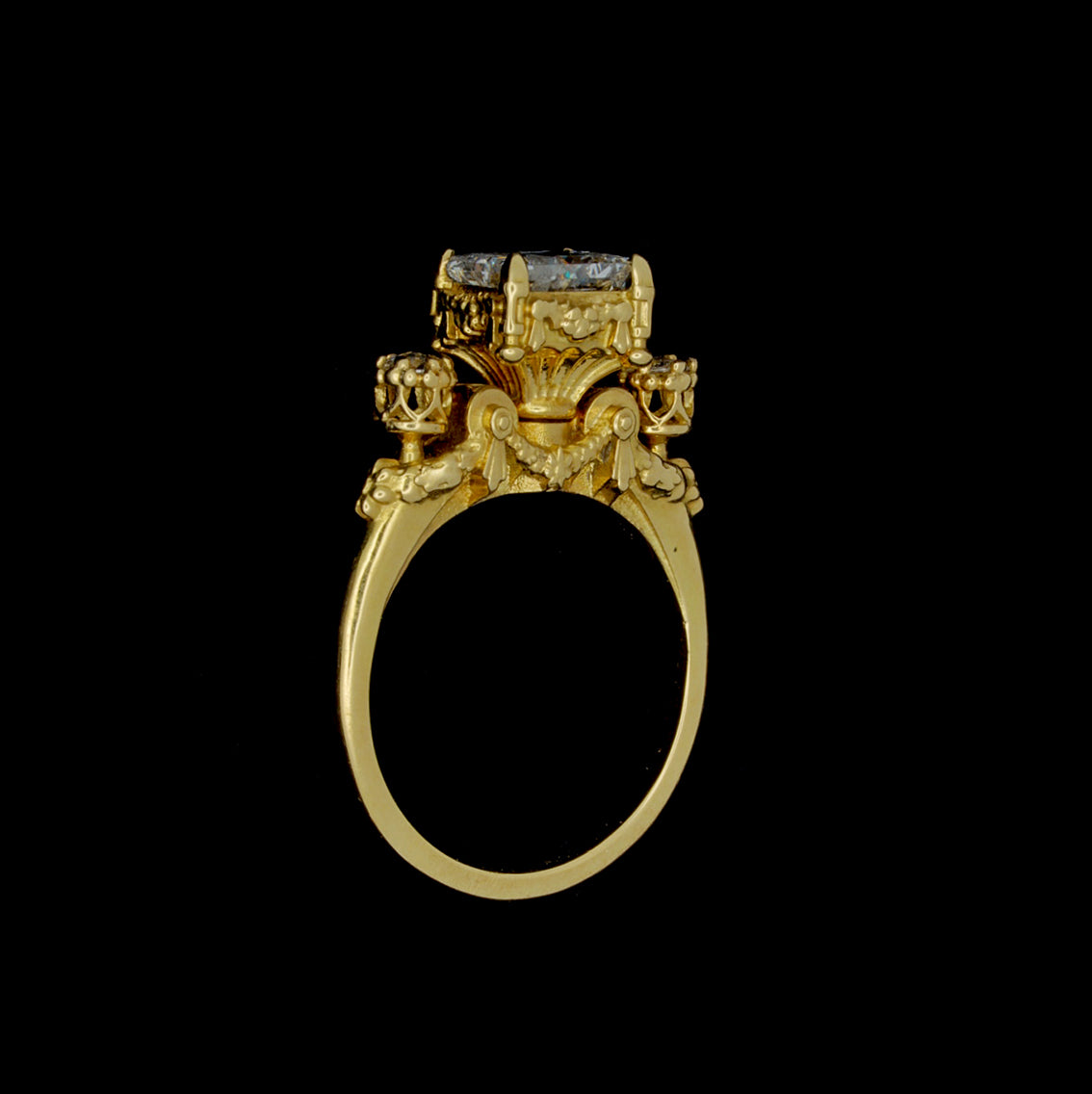 HEAVENLY INFATUATION RING