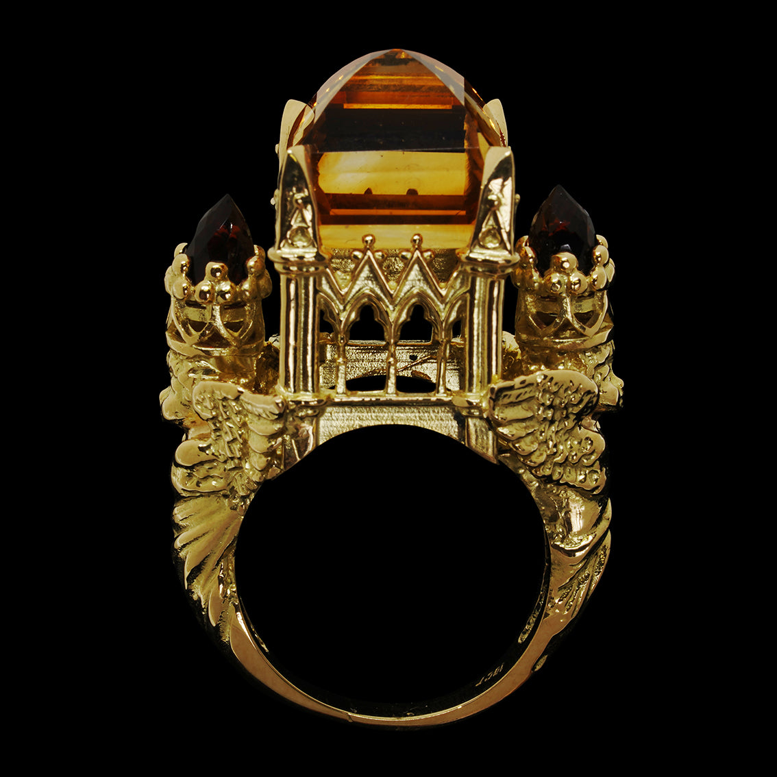 GOTHIC CATHEDRAL RING