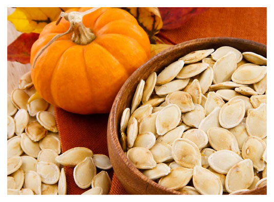 pumpkin seed extract twice a day experienced hair regrowth