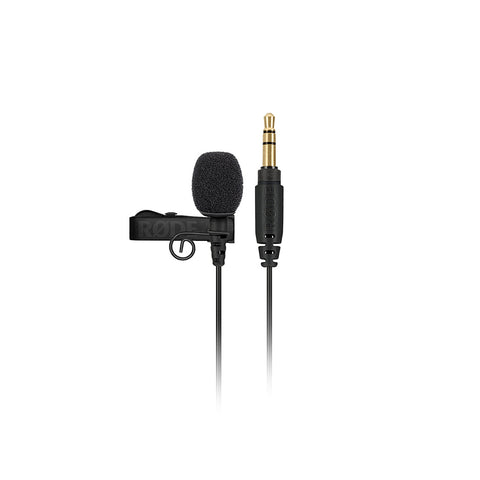RØDE MICROPHONE LAVALIER GO - PickersAlley