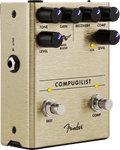 FENDER PEDAL Compugilist Comp/Distortion - PickersAlley