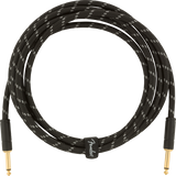 FENDER CABLE DELUXE 10' INST CBL BTWD - PickersAlley