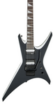 JACKSON GUITAR JS32 Warrior Black w/White Bevels - PickersAlley
