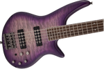 JACKSON BASS JS3QV Spectra - Purple Phaze - PickersAlley