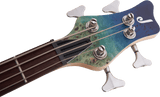 JACKSON BASS PRO SPECTRA IV NT - CAR BLUE - PickersAlley