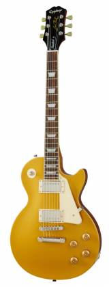EPIPHONE GUITAR Les Paul Standard 50s - Metallic Gold - PickersAlley