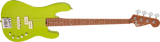 CHARVEL BASS PM BASS SD PJ IV LIME GRN MET - PickersAlley