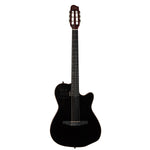 GODIN GUITAR ACS Slim Nylon Black HG *FACTORY SECOND* - PickersAlley