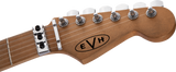 "EVH GUITAR SS ""FRANKIE"" R/B/W RELIC - PickersAlley"