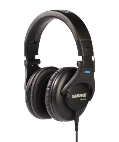 SHURE HEADPHONE SRH440 - PickersAlley