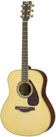 YAMAHA GUITAR LL6M NAT - PickersAlley