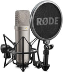RØDE MICROPHONE NT1-A Condenser - PickersAlley