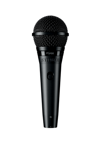 SHURE MICROPHONE PGA58 - PickersAlley