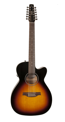 SEAGULL GUITAR S12 CH GT SB QIT - PickersAlley