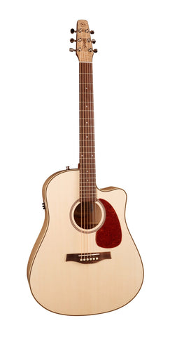 SEAGULL GUITAR Performer CW FM QIT - PickersAlley