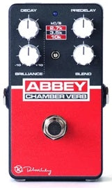 KEELEY PEDAL ABBEY-CHORUS-REVERB - PickersAlley