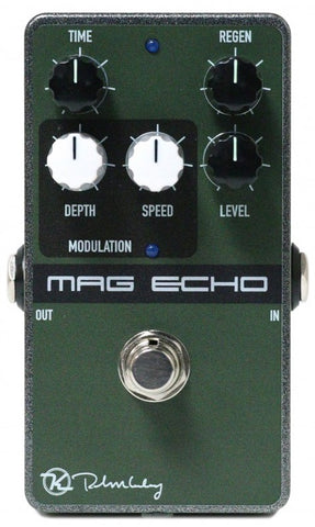 KEELEY PEDAL MAG-ECHO - PickersAlley