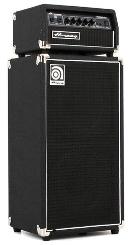 AMPEG BASS AMP MICRO-CL STACK - PickersAlley