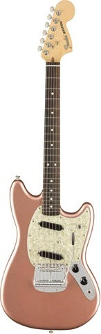FENDER GUITAR AM PERF MUSTANG RW PNY - PickersAlley