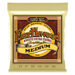 ERNIE BALL STRINGS Earthwood 80/20 2002 .013-.056 - PickersAlley