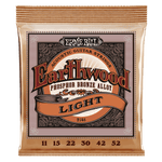 ERNIE BALL STRINGS Earthwood Phosphor Bronze 2148 .011-.052 - PickersAlley