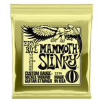 ERNIE BALL STRINGS Slinky 2214 .012-.062 Wound 3rd - PickersAlley