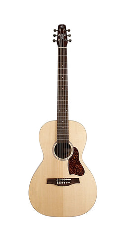 SEAGULL GUITAR Entourage Grand Natural A/E