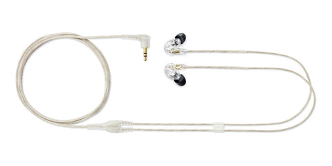 SHURE EARPHONES SE215-CL - PickersAlley