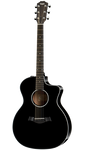TAYLOR GUITAR 214CE-B DLX - PickersAlley