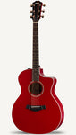 TAYLOR GUITAR 214CE Red - PickersAlley