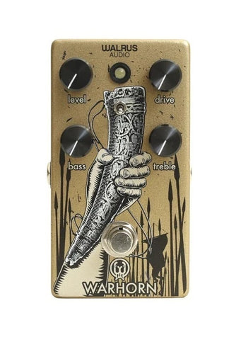 WALRUS AUDIO PEDAL Warhorn OD - PickersAlley