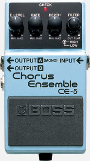 BOSS PEDAL CE-5 - PickersAlley