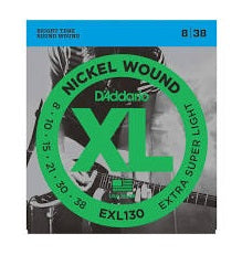 D'ADDARIO STRINGS ELX130 - PickersAlley