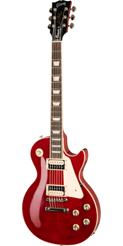 GIBSON GUITAR Les Paul Classic Translucent Cherry - PickersAlley