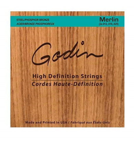 GODIN STRINGS M4 (Merlin) - PickersAlley
