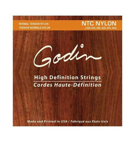 GODIN STRINGS NTC Nylon - Classical