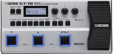 BOSS EFFECTS BOARD GT-1B - PickersAlley
