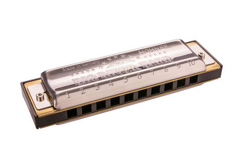 Hohner Harmonica - Big River Harps (10 Key Options) - PickersAlley