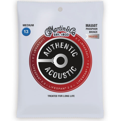 MARTIN STRINGS MA550T Lifespan® 2.0 - PickersAlley