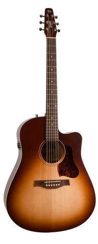 SEAGULL GUITAR Entourage Autumn Burst CW QIT - PickersAlley