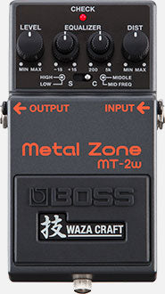 BOSS PEDAL MT-2W WAZA - PickersAlley
